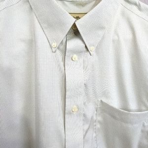 Eddie Bauer NWOT dress shirt XL white